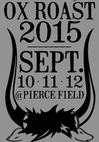 Ox Roast - September 10, 11, and 12