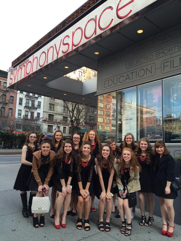 Marcus Fusion is in NYC competing at the 2015 ICHSA Finals!