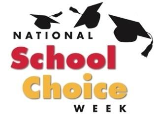 It's National School Choice Week!