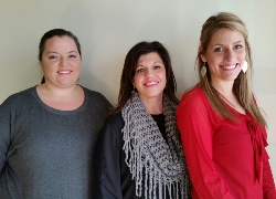 Tyana Lavergne, Tanya Bujol and Mandy Segura are our district's Teachers of the Year.