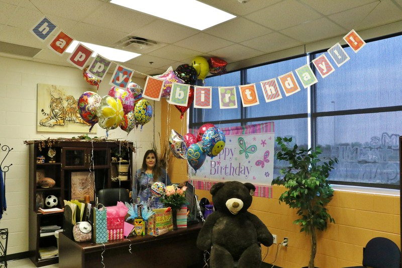 Happy Birthday to Ms. T. Garcia from all her Teachers and Staff!!! Thumbnail Image