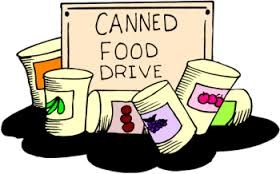 Canned Good Drive!!!!! (Veterans Campus)