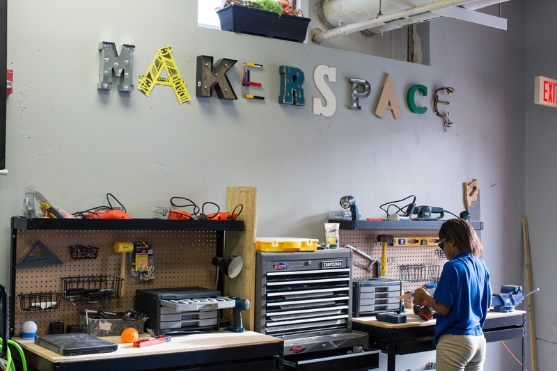 Sci High Makerspace featured in Times-Picayune Thumbnail Image