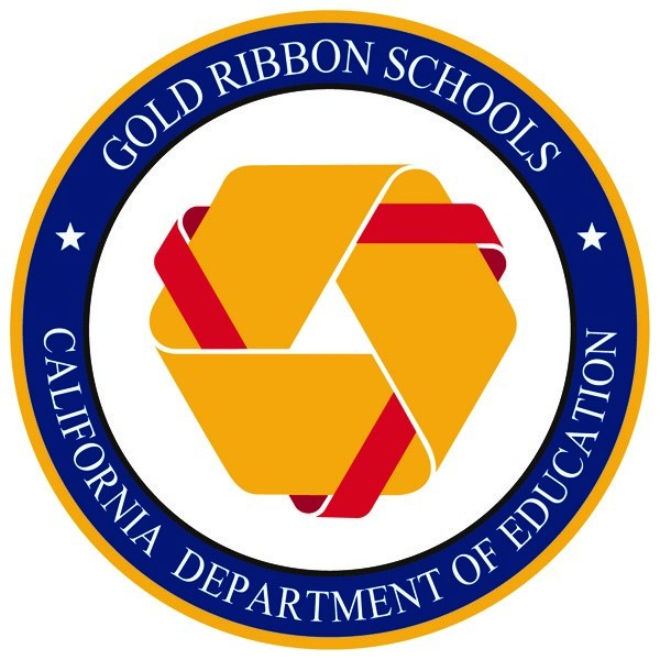 Collegewood Is Now a Gold Ribbon School!