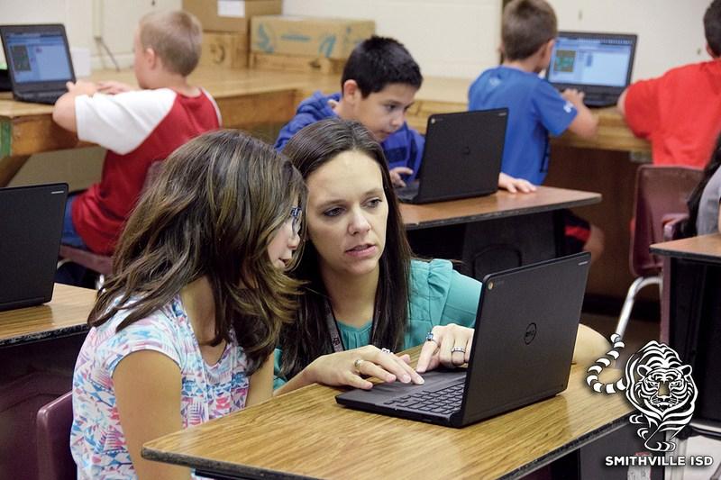 Smithville Elementary Embraces Chromebooks