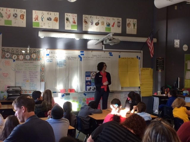 Educators learning in the classroom Thumbnail Image
