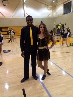 Congratulations to our new Miss  Dance San Pedro 2015-2016 Rachel Famighetti and our new Mr. Dance San Pedro Mark Lineberger!