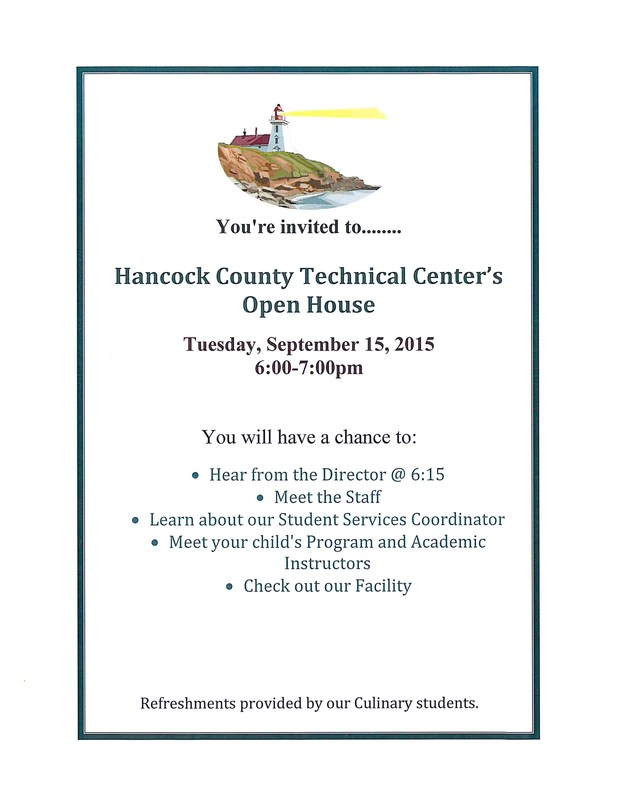HCTC Open House