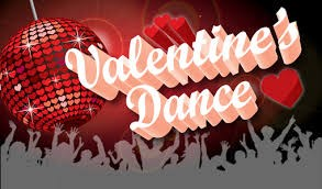 Valentine's Dance RESCHEDULED FOR Friday, February 17 Thumbnail Image