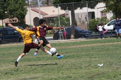 1st Annual Maroon and Gold Soccer Event