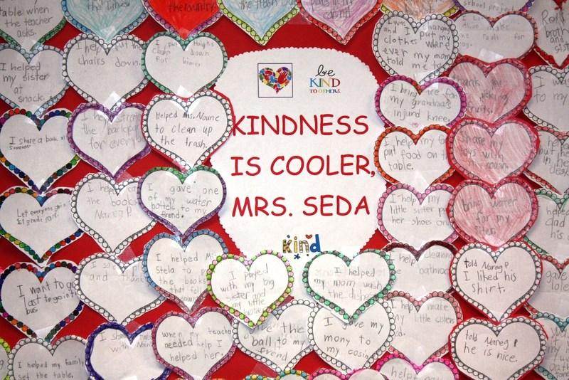"""""""Kindness is Cooler, Mrs. Ruler"""""""