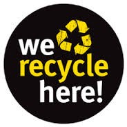 RECYCLE TODAY: Help Our Environment & Help Our Library!