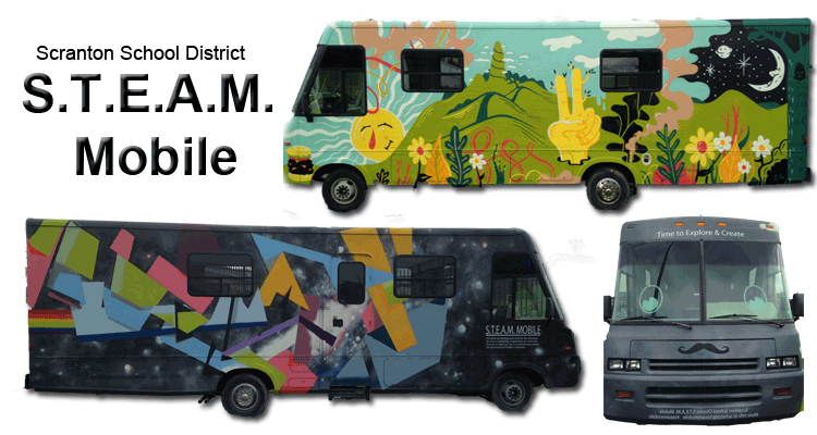 Old RV Reborn As S.T.E.A.M. Mobile Classroom