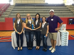 Robotics Invention Team is 3rd in STATE!