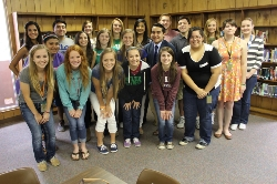 PHS Announces Top 10 Percent