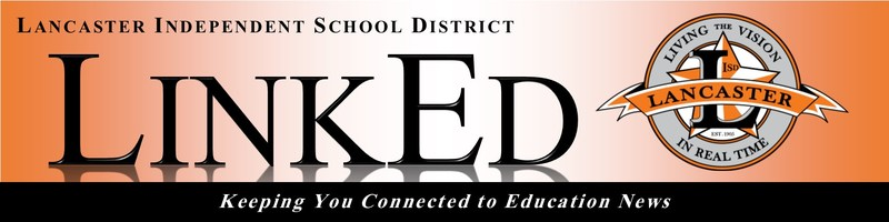 LinkEd - Lancaster ISD Parent Newsletter - December 2016 Thumbnail Image