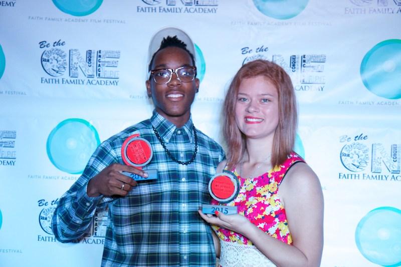 Photos from the 2015 Faith Family Academy Film Festival