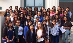 Lady Nobles Participate in Adelante Mujer Conference