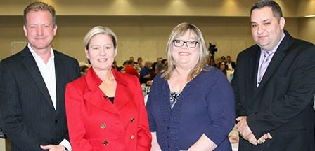 Chamber of Commerce Honors TISD Teacher
