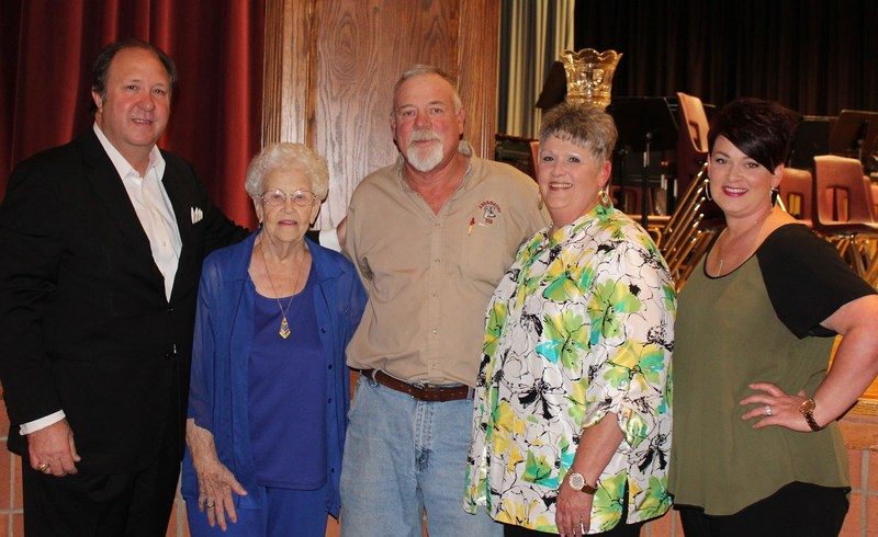 Jim Parrish Named Support Staffer of the Year in Recent Ceremony!