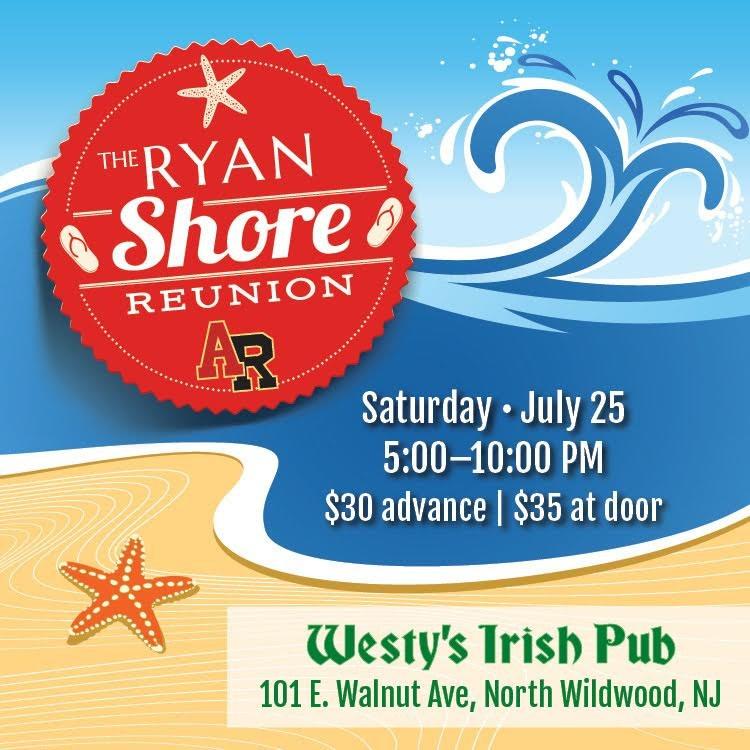 20th Annual Ryan Shore Reunion