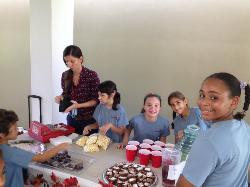 4th graders create their own non-profit company