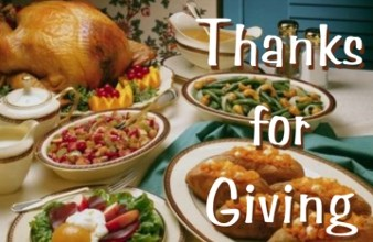 Thanks for Giving!