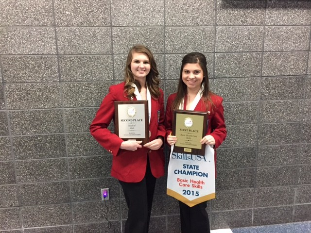 Magnolia West Seniors Compete in SkillsUSA National Championship