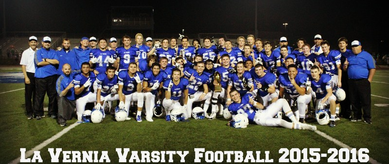 Varsity Football Playoff Infomation