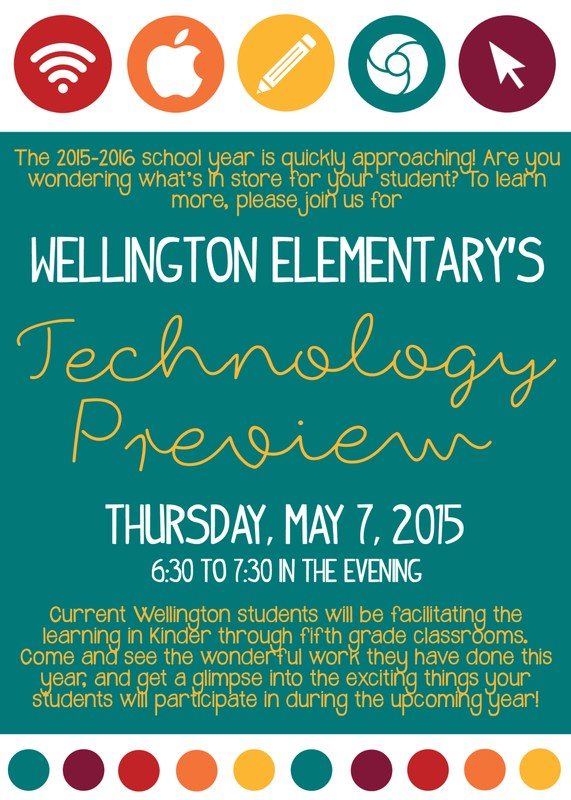 Wellington Elementary Technology Preview