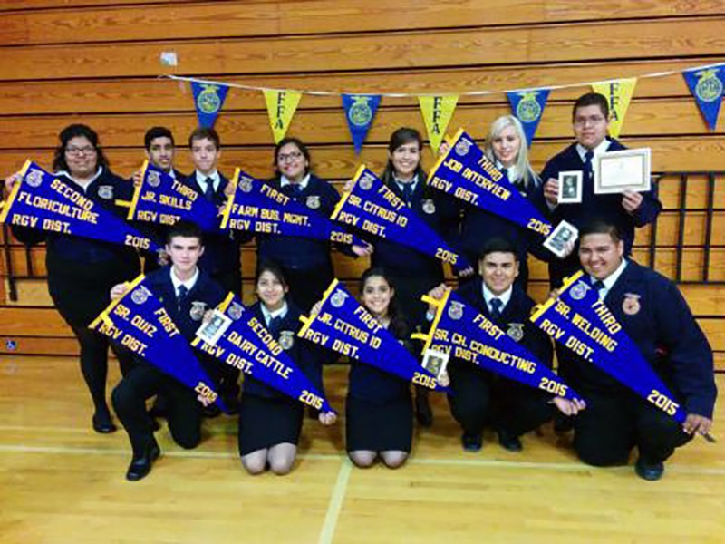 Mission FFA has a banner year