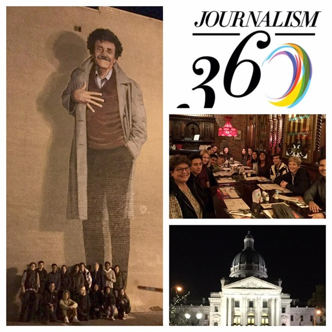 BROADCAST NEWS AND YEARBOOK PROGRAM CELEBRATE IN INDIANAPOLIS Thumbnail Image
