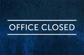 Parish Office and Eucharistic Adoration Closed