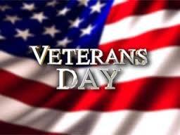 1st Grade Veterans' Day Program