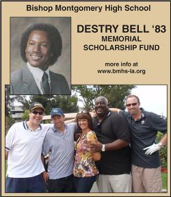 Destry Bell '83 Scholarship Established