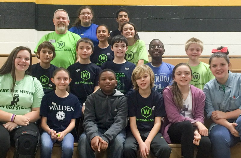 RoboWalden Earns Second at FIRST LEGO Competition December 5th!