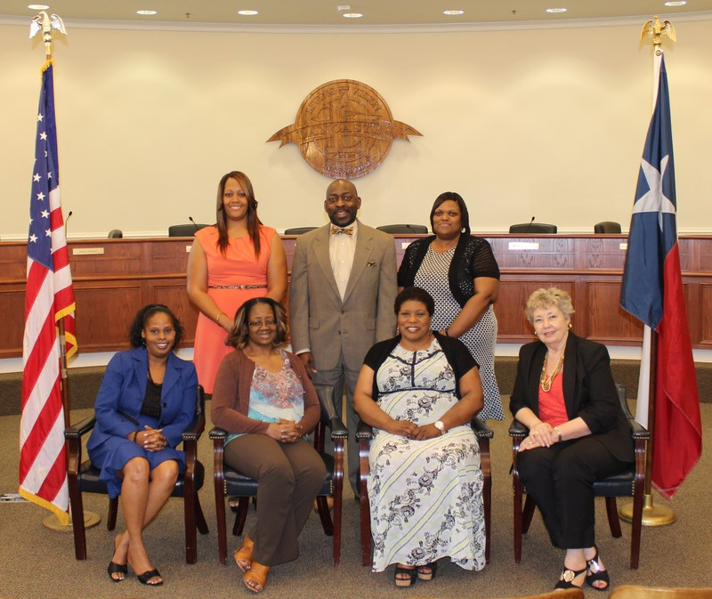 Lancaster ISD Highlights School Board Members During Recognition Month