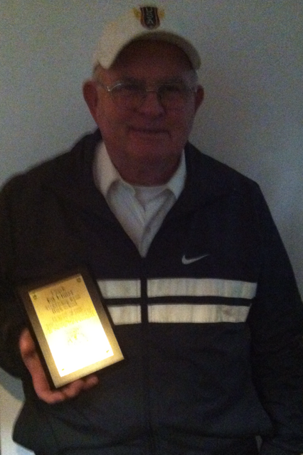 Coach Ulmer Honored for 50 Years of Coaching