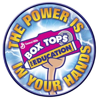 Don't forget Box Tops during Thanksgiving Break!