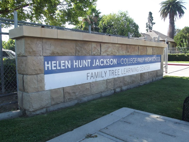 Helen Hunt Jackson College Prep High School is Recruiting New Students