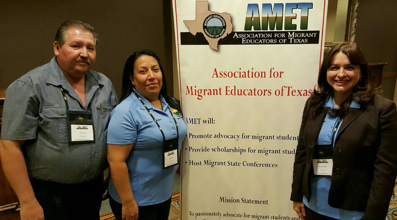 Migrant parents present at state conference