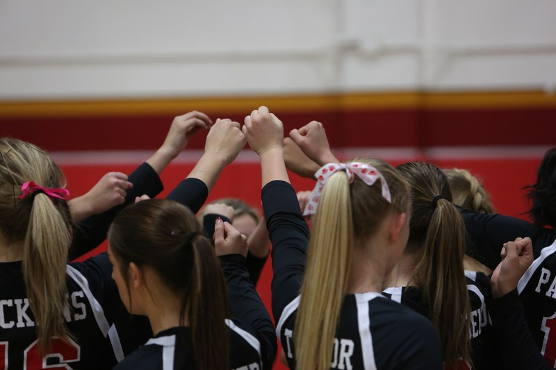 Hemet High girls volleyball has taken down their first opponent, four more to go on their road in CIF.