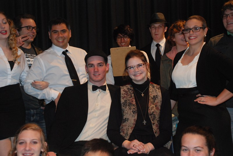 Florence High School Theater Troupe to Present