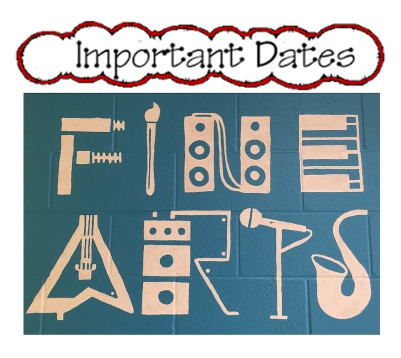 2016-17 Covington Middle School Fine Arts Academy Application Important Dates