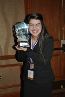 DECA Career Development Conference - State Results