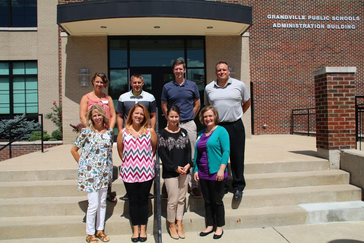 new teachers 2016-17