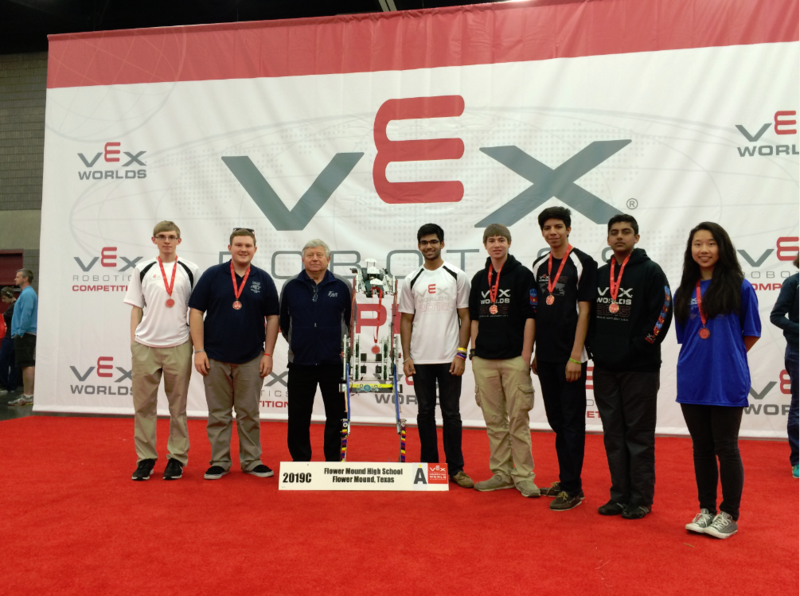 Vex World Robot Competition