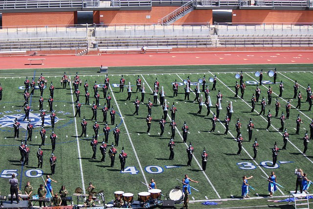 Mighty Tiger Band Receives Superior Ratings