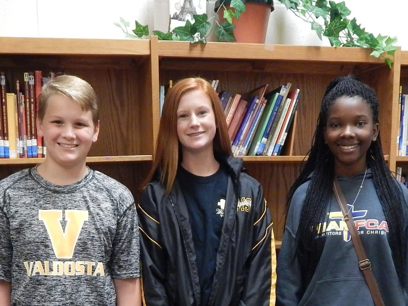 VMS Students Selected for State Student Advisory Council