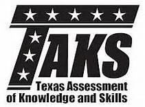 TAKS testing logo